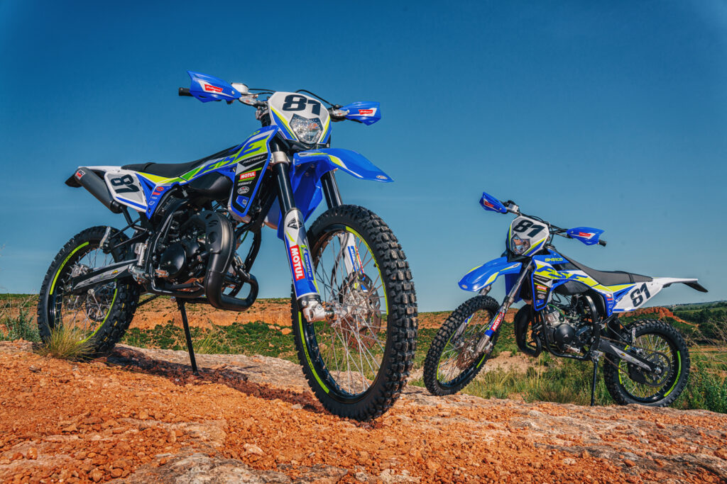Sherco 50cc